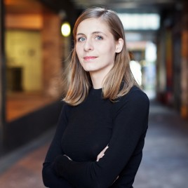 Eleanor Catton (c) Robert Catton