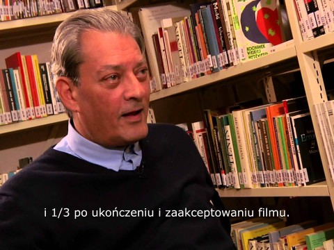 Paul Auster - Writers in Motion - Audiowizualna biblioteka pisarzy